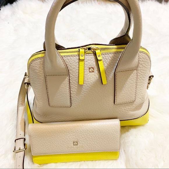 kate spade Handbags - Kate Spade Southport Avenue Crossbody and Wallet